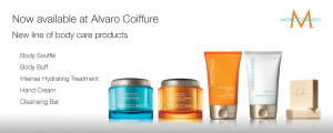 Moroccanoil Body Care Products