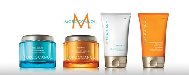 Produits Moroccanoil Body