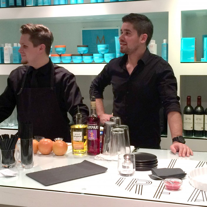 5@7 Cocktails et Coiffures avec le Restaurant Lauréa
