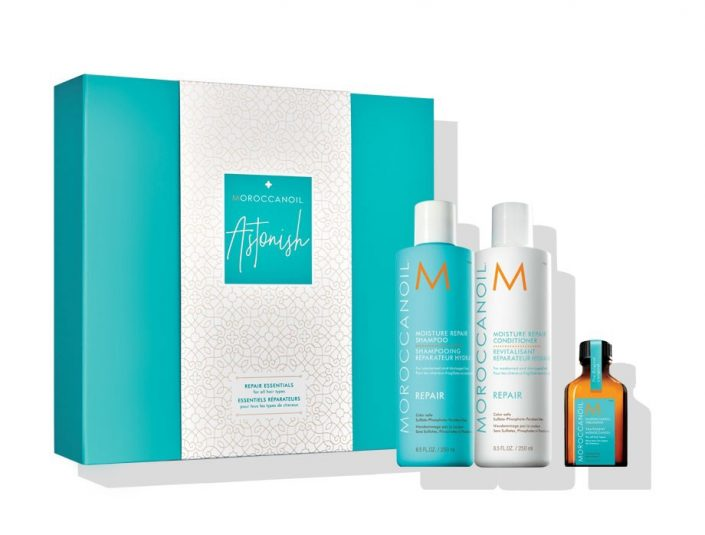 Coffret Moroccanoil Astonish